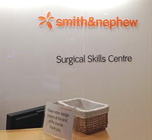 Mein Aufenthalt im Surgical Skills Center in York